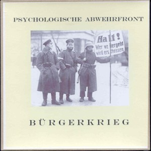 Psychologische Abwehrfront (SRP) - Bürgerkrieg Box (Lim300)