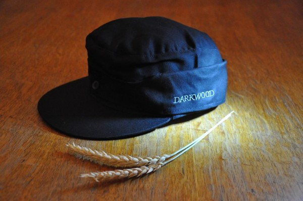 DARKWOOD - CAP (embroidered)
