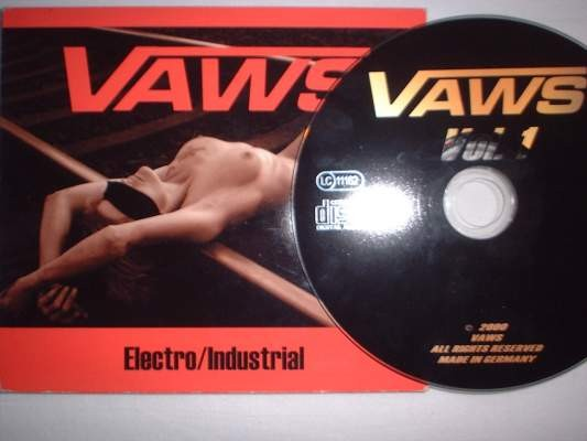 V/A Sampler - VAWS Vol.1 CD (RARE)