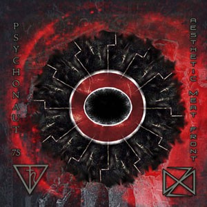 Psychonaut 75 / Aesthetic Meat Front - Demonium Of The Earth CD
