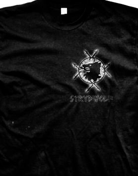 STRYDWOLF - Breast Logo Shirt 2nd (Lim25)