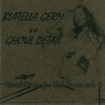 Blatella Germ / Ghoul Detail - Harsh Music CD (Lim77)