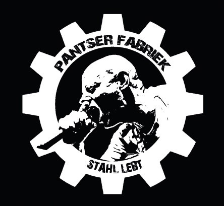 PANTSER FABRIEK - Stahl Lebt CD Dig (Lim100) 12/2019 OUT NOW !