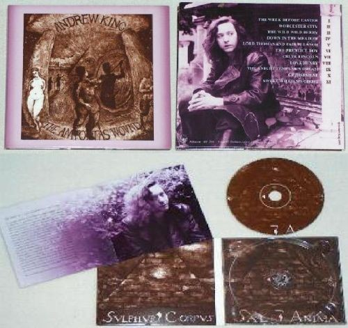 Andrew King - The Amfortas Wound CD