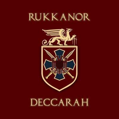 RUKKANOR - Deccarah CD (Lim300) 2012