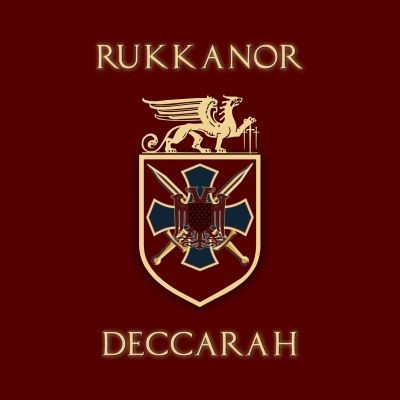 RUKKANOR - Deccarah CD (Lim300) 2012 RARE !