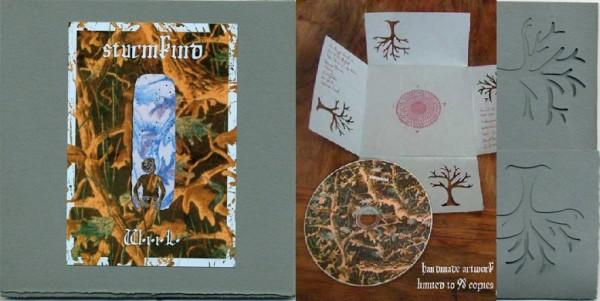 Sturmkind - W.i.i.L. CD (Lim98)