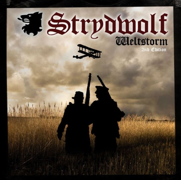STRYDWOLF - Weltstorm CD (2nd 2013)