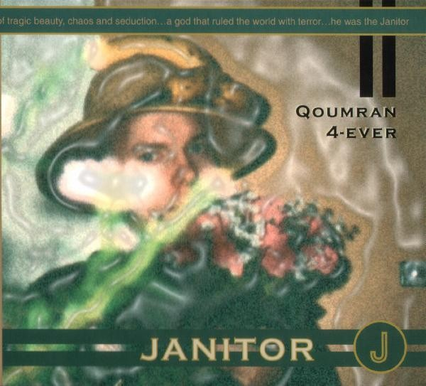 Janitor (Deutsch Nepal) - Qoumran 4-ever CD
