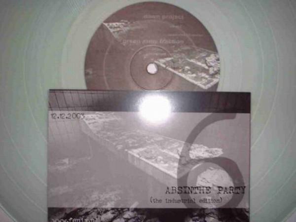 V/A Sampler - Absinthe 6 LP (Lim300)