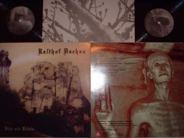 Rasthof Dachau - Blut Und Boden LP (1nd Lim350)