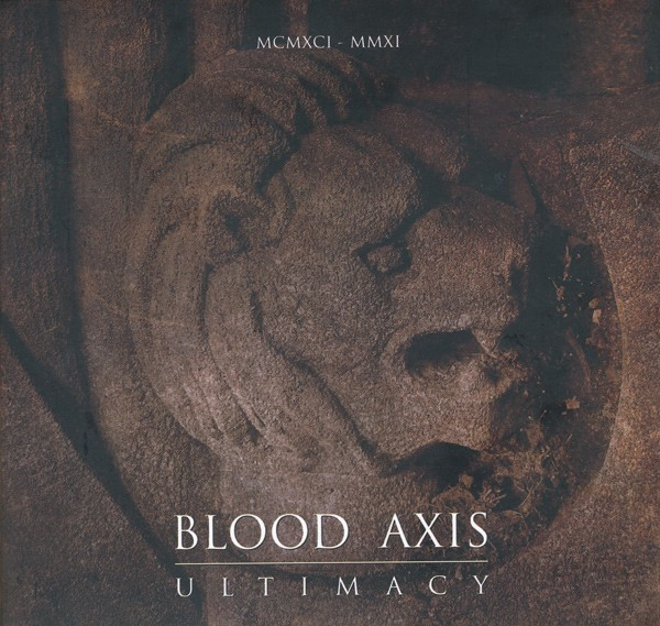 BLOOD AXIS - Ultimacy CD (1991 - 2011)