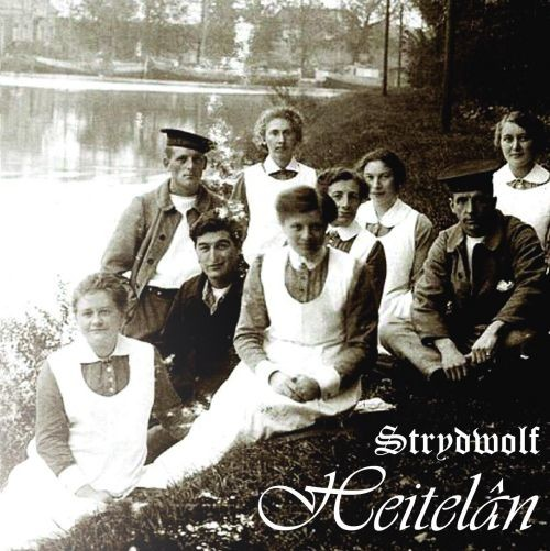 STRYDWOLF - Heitelan CDr 2nd 2017 (Lim100)