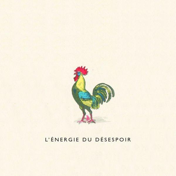 L'énergie du désespoir - Same CDr (Lim100)