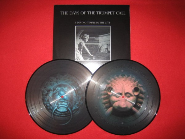 "Days Of The Trumpet Call (Von Thronstahl) - I Saw 10"" Lim555"