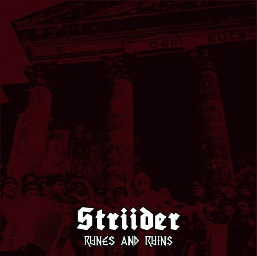 Striider - Runes and Ruins CDr (Lim100)