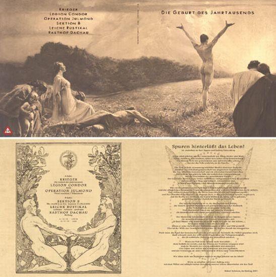 V/A Sampler - Die Geburt des Jahrtausends LP (Lim500)