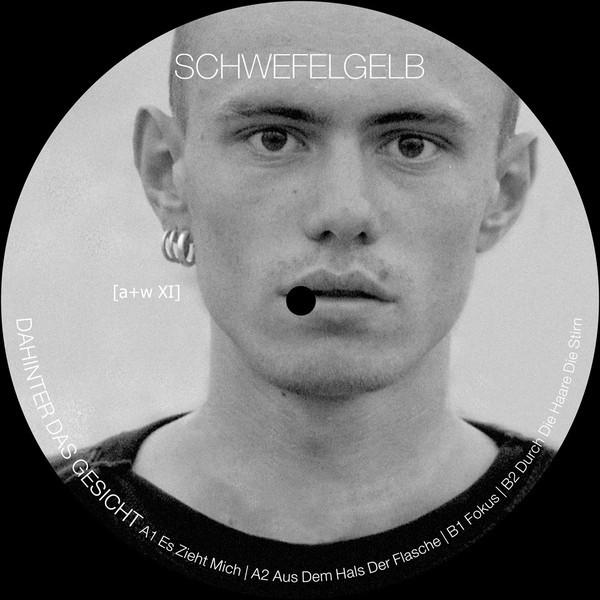 SCHWEFELGELB - Dahinter Das Gesicht LP (Lim500)