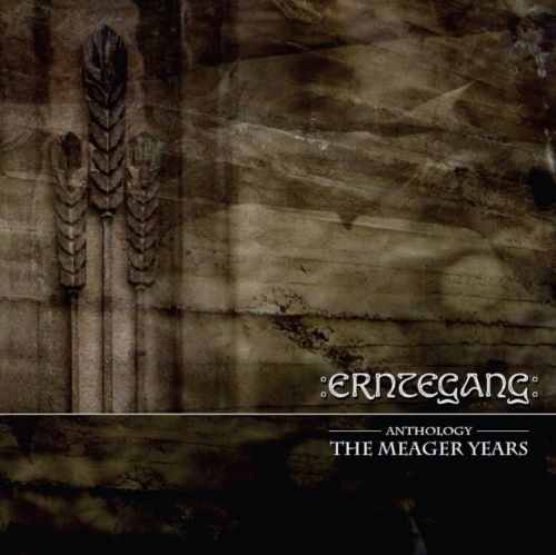 :ERNTEGANG: - Anthology / The Meager Years CDr (Lim50) 2014