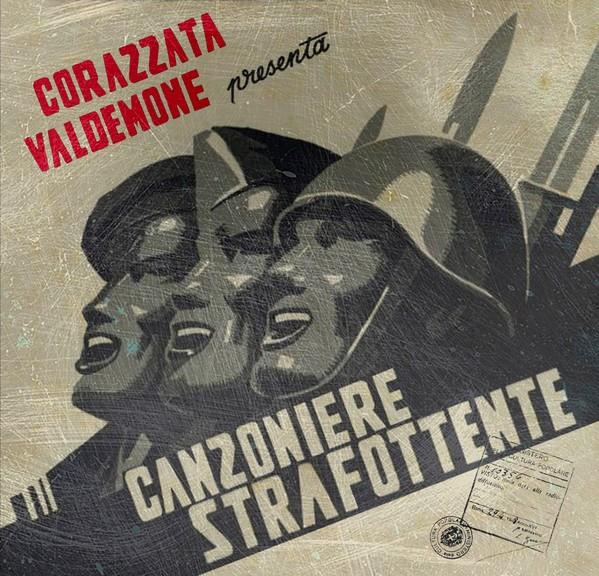 CORAZZATA VALDEMONE - Avanguardia Rumorista CD (Lim300) 2018