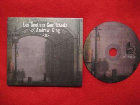 Andrew King / LSC (Blood Axis LJDLP) - 1888 (Lim500)