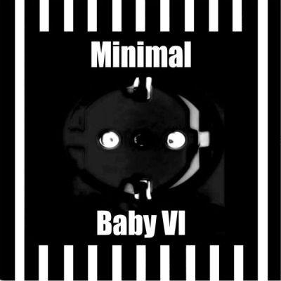 V/A Sampler - MINIMAL BABY VI CD (Lim500)