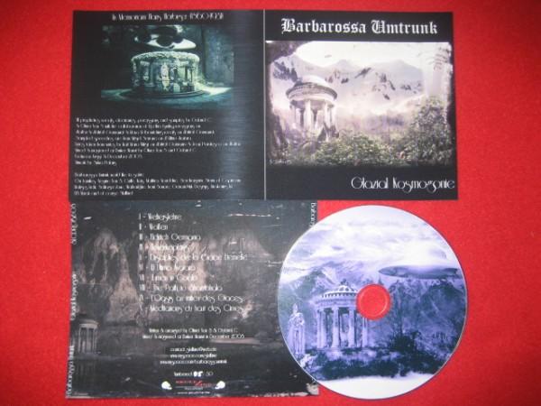 BARBAROSSA UMTRUNK - Glazial Kosmogonie CD (2nd Lim100)