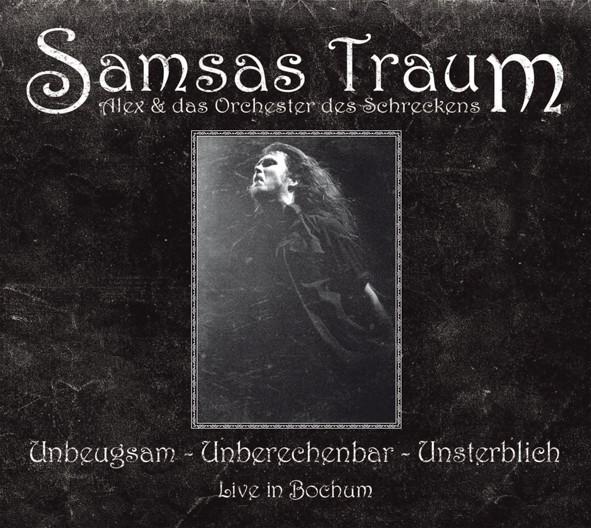 Samsas Traum - Unbeugsam Unberechenbar Unsterblich 2CD