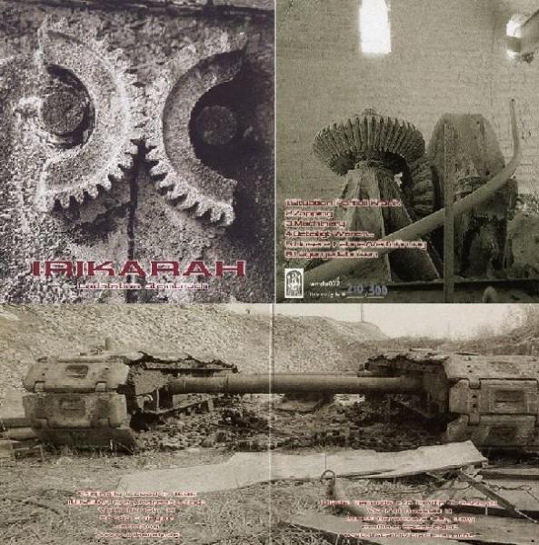 Irikarah - Endstation Steinbruch CD (Lim300)