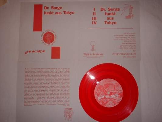 Ve Europa - Dr. Sorge Funkt Aus Tokyo 7 (Lim300)