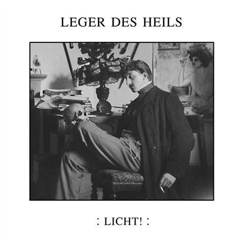 LEGER DES HEILS - :Licht: CD (Lim777)