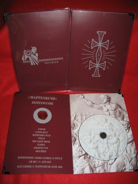 WAPPENBUND - Zeitenwende CD (4th)