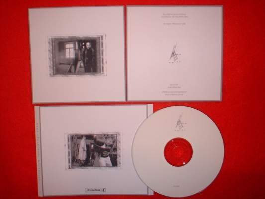 Ellende - No Talent For Living CD (Lim100)