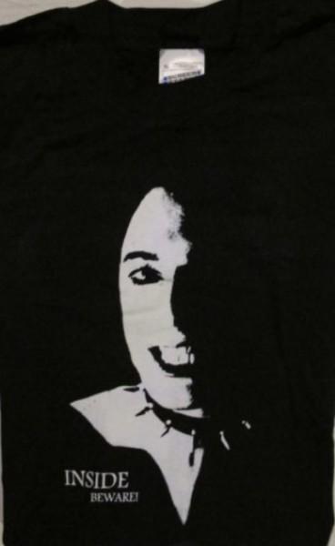 PSYCHE / Inside - Beware Shirt