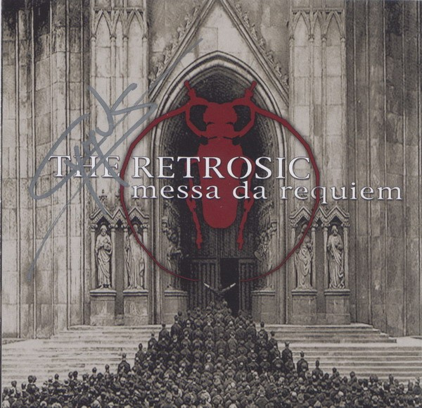 The Retrosic - Messa Da Requiem CD (signed)