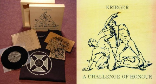 A Challenge Of Honour / Krieger - Gotlands Untergang BOX (Lim33)