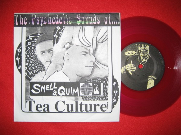 Smell & Quim & Tea Culture - The Psychedelic Sounds 7 (Lim200)
