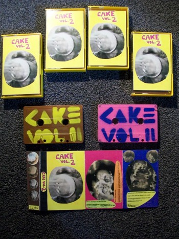 V/A Cake Vol.2 Catgirl /Ataraxy/ Kaelteeinbruch MC (Lim45)