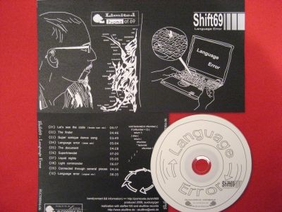 Shift69 - Language Error CD (Lim69) 2007
