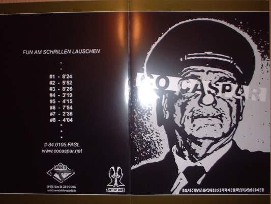 C.O. Caspar - Fun Am Schrillen Lauschen CD (Lim300)