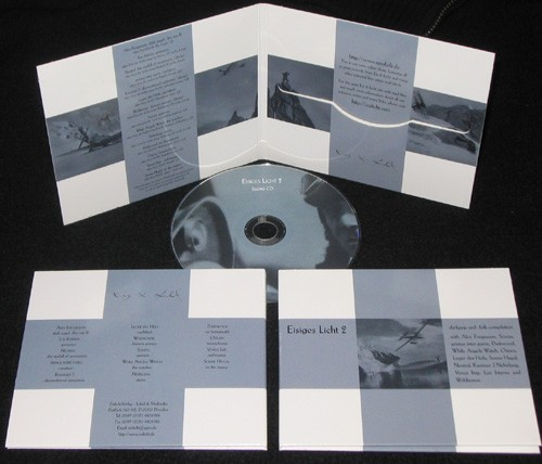 V/A Sampler - Eisiges Licht 2 CD