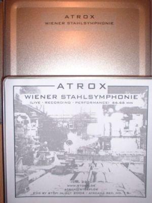 Atrox - Wiener Stahlsymphonie Steelbox (Lim222)