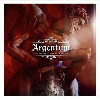 ARGENTUM - Ditirambos al dios de la Guerra CD (Lim400) 2014