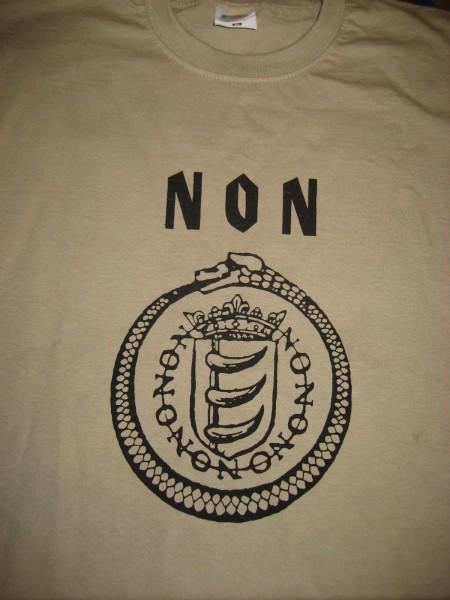 NON (Boyd Rice) - Osaka Shirt (Khaki)