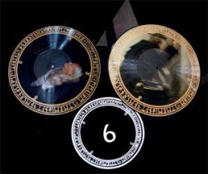 "Sixth Comm / Freya Aswynn - Yggdrasil Night 12"" Pic LP BAG-SET 2010 RARE"
