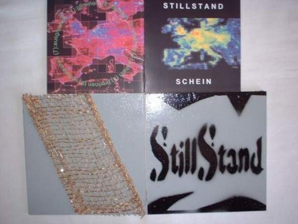 STILLSTAND - Schein CD (Lim100)