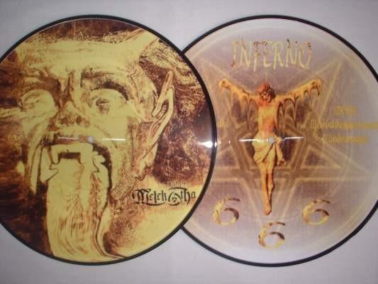 Melek-Tha - Inferno LP (Lim300)
