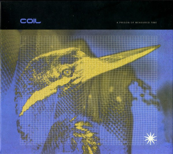 COIL - A Prison of Measured Time ! CD Dig 2020