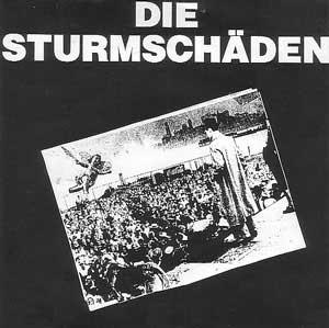"""Die Sturmschäden - Revolution 7"""" (RARE)"""