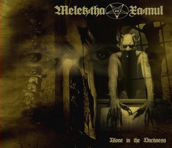 Melek-tha / Xa-Mul - Alone In The Darkness SET (Lim40) 2008
